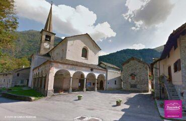 Chiesa parrocchiale di Scopa