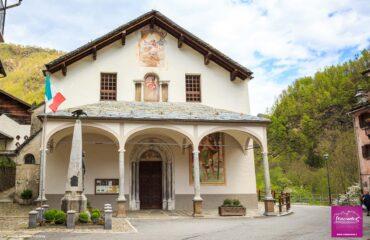 Chiesa parrocchiale di Cravagliana
