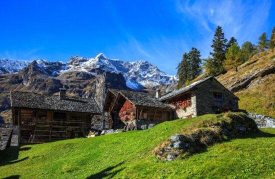 Alpe Otro Alagna