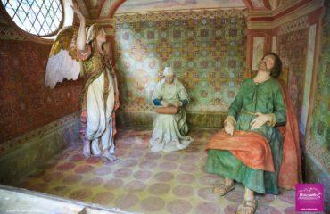 Cappella Primo sogno di Giuseppe