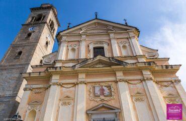 Chiesa parrocchiale di Cellio